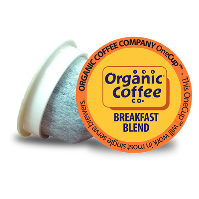 Organic Coffee Co. Breakfast Blend OneCups