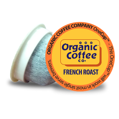 Organic Coffee Co. French Roast OneCups