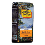 Gorilla Decaf, Ground, 12 oz Bag