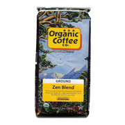 Organic Coffee Co. Zen Blend, 12 oz Bag (GROUND)