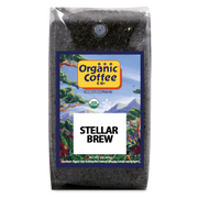Organic Coffee Co. Stellar Brew Coffee, 2 lb Bag