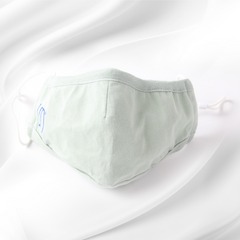 cloth face mask with filter pocket