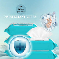 Disinfecting Wipes in Bulk (50 pcs) - ppesweb