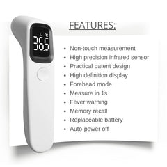 Infrared Thermometer Non-Contact - ppesweb