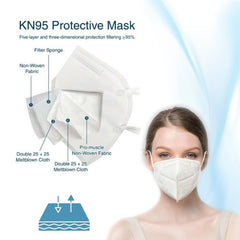 kn95 mask with valve for sale