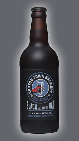 Black As Your Hat 12 x 500ml