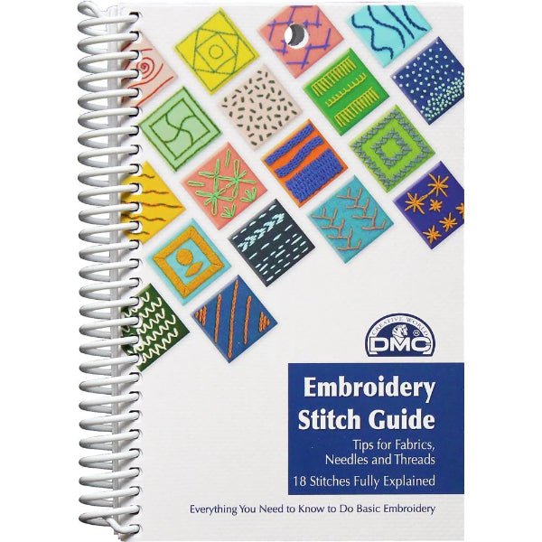 Embroidery Stitch Guide