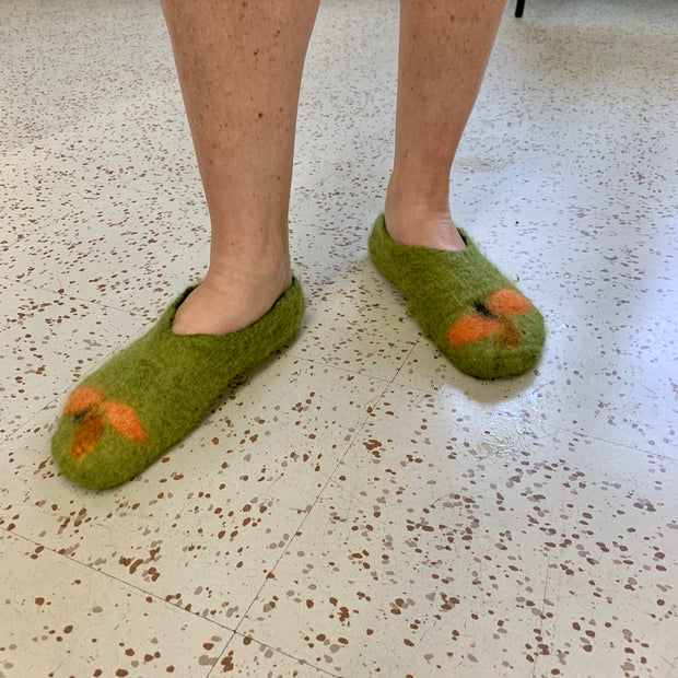 Felted Slipper Workshop - November 28th