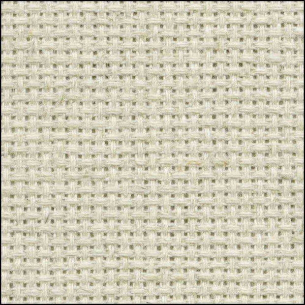 DMC Carolina Linen 14 CT 38 x 45.7 cm - Sand