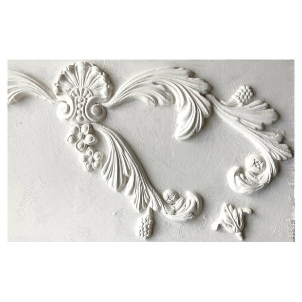 Iron Orchid Designs Decor Mould - Acanthus Scroll