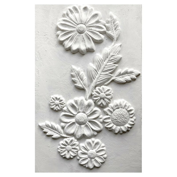 Iron Orchid Designs Decor Mould - He Loves Me