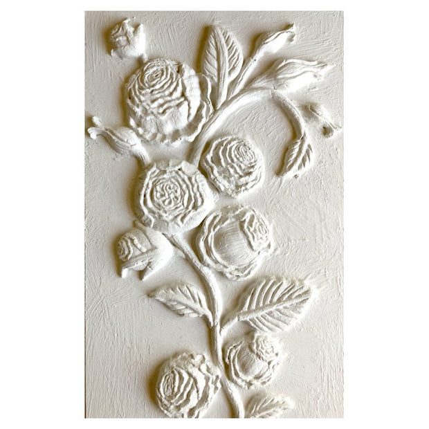 Iron Orchid Designs Decor Mould - Heirloom Roses