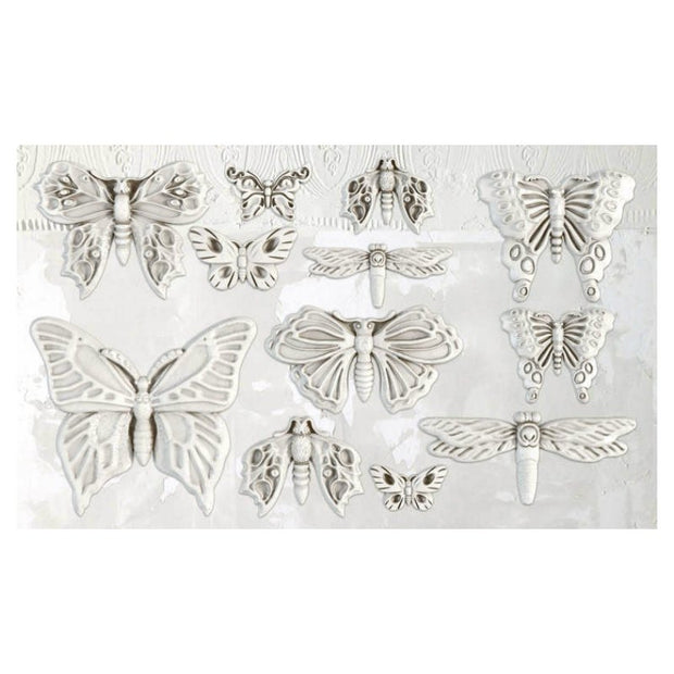 Iron Orchid Designs Decor Mould - Monarch