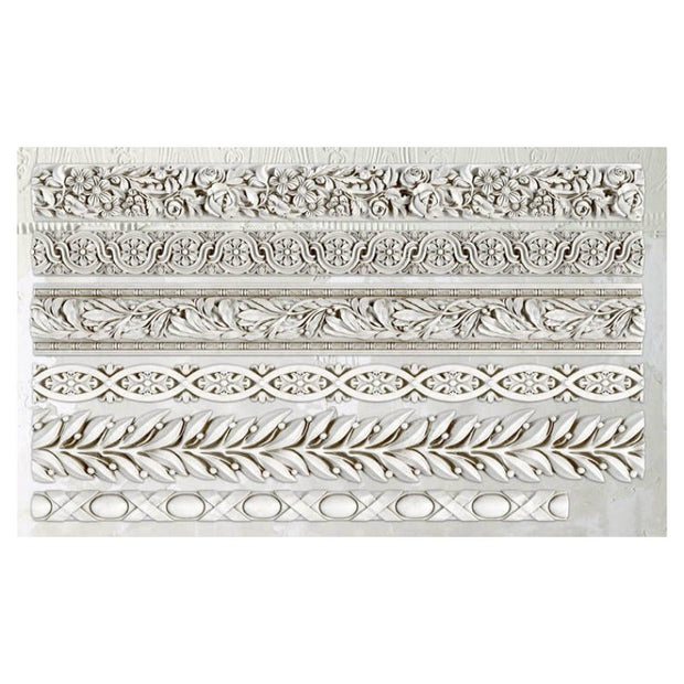Iron Orchid Designs Decor Mould - Trimmings 1