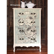 Iron Orchid Designs Decor Paintable Image Transfer - Catalogue of Roses