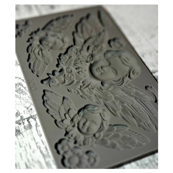 Iron Orchid Designs Decor Mould - Classical Cherubs