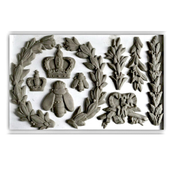 Iron Orchid Designs Decor Mould - Laurel