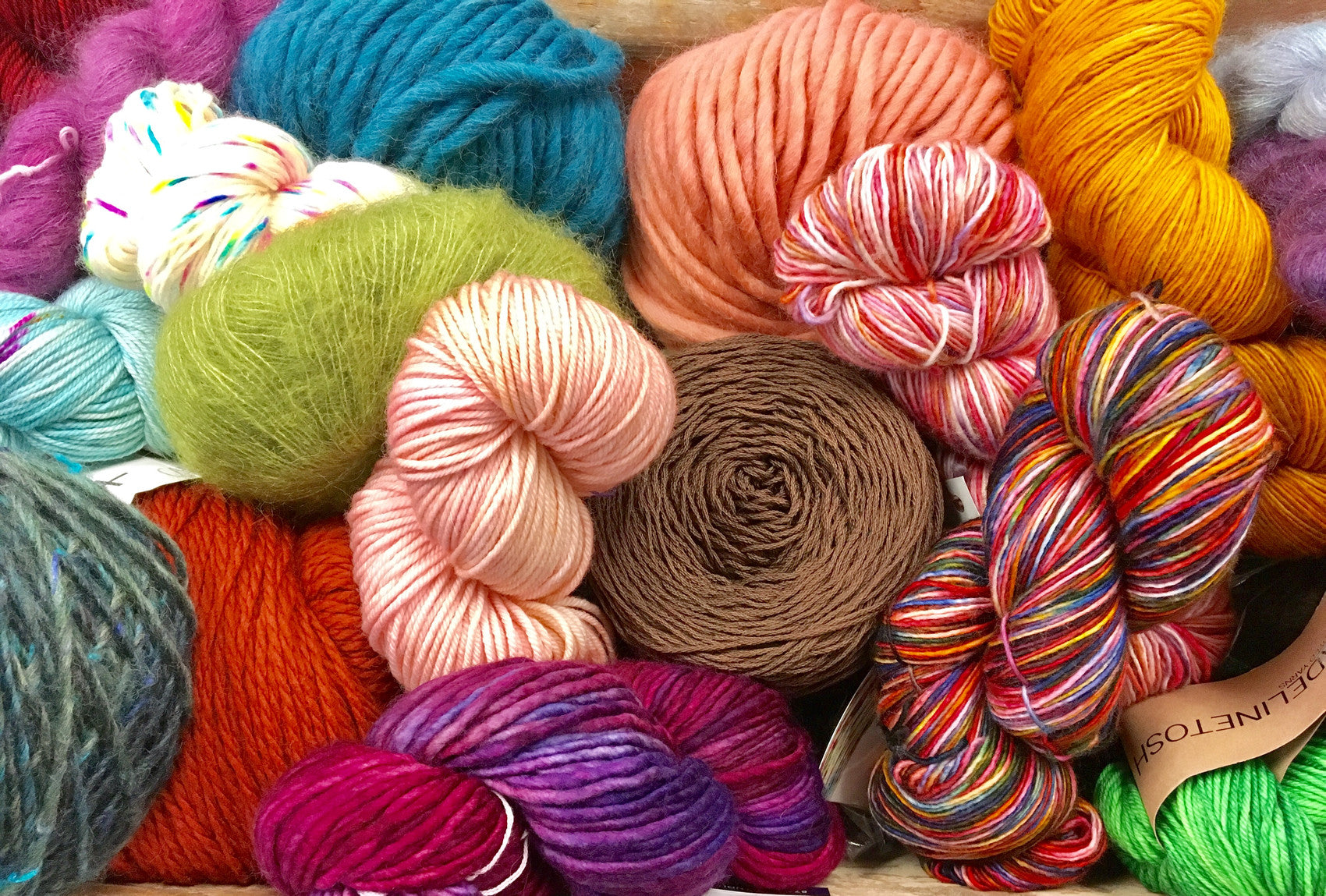 Cow Bay Coastal Fibres LYS
