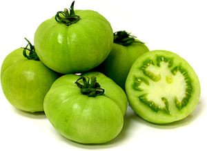 Green Tomatoes (Local), Lb