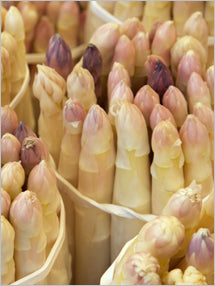 White Asparagus from  Les Landes (France), Case or bunch