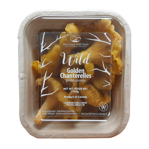 "Chanterelles ""gold"", 4oz or 1Lb"
