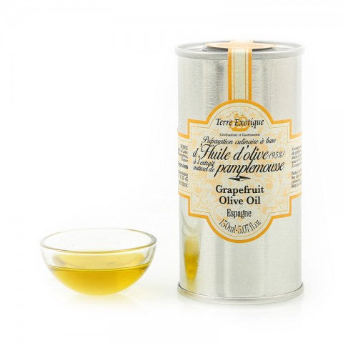 Grapefruit infused EVOO (Spain), 150ML