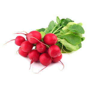 Radish Red Belle (Local), Bunch