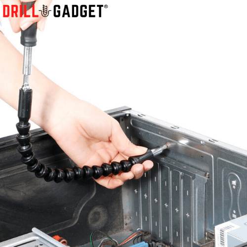 DrillGadget™ Flexible Shaft Extension Bits