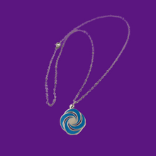 Load image into Gallery viewer, Swirl Necklace