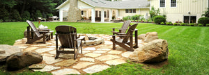 Wandon Stone offer a range of hard wearing natural stone pavers which are perfect for outdoor using. All stone pavers are non-slip finish and ideal for wet areas using.
