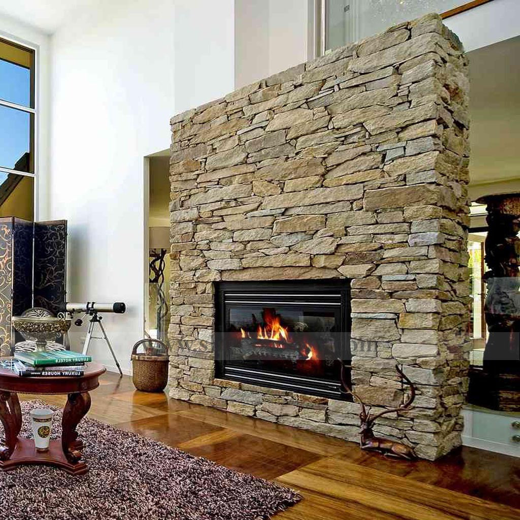 beach-sandy-ledgestone-veneer-for-fireplace