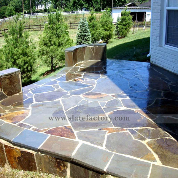 california-gold-slate-flagstone-terrace