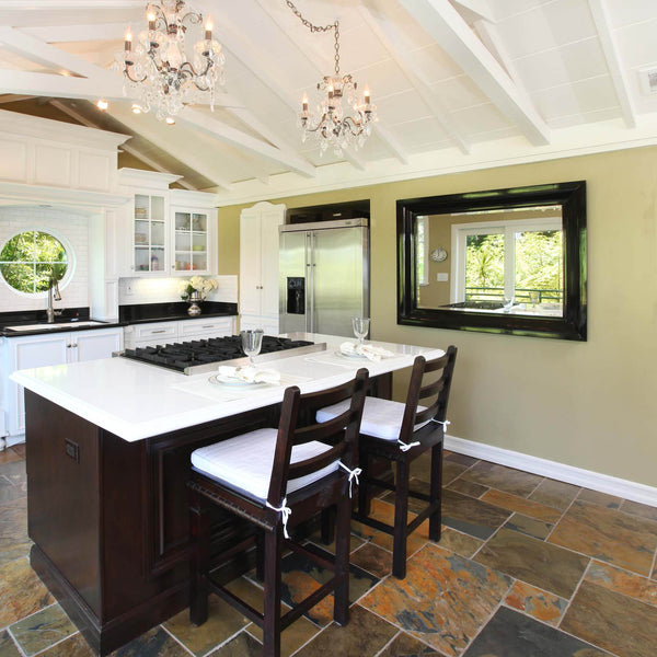 Kitchen Floor Ideas California Gold Slate