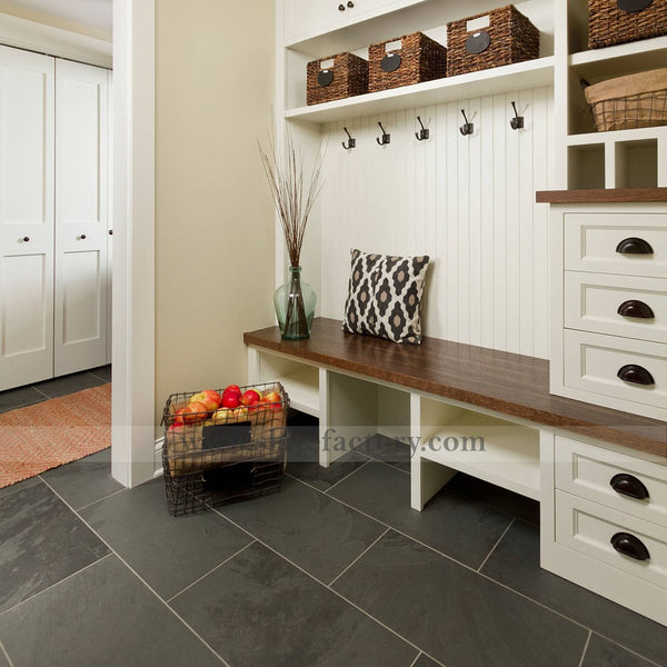 mudroom-entry-black-slate-floor-tile-12x24
