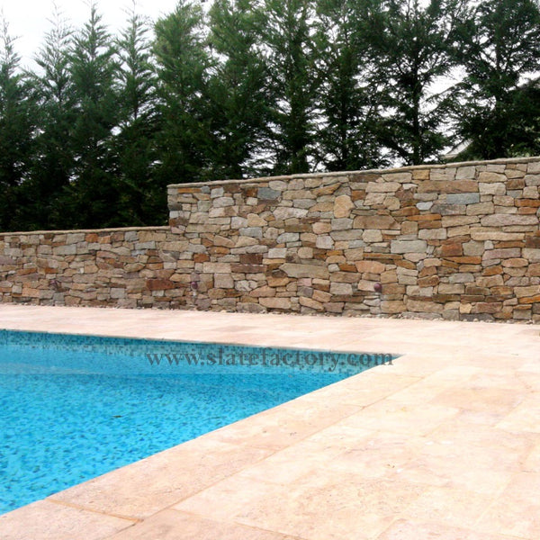 stone-veneer-above-ground-pool-beach-sandy-ledgestone