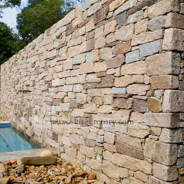 stone-veneer-outdoor-wall-beach-sandy-ledgestone