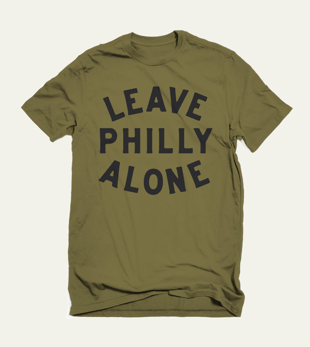 Standard Issue Tee in Olive Drab