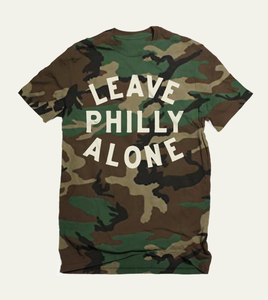 Premium Standard Issue Tee in Camo