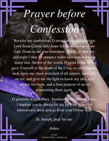 Prayer before Confession