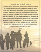 Parents' Prayer for Their Children (PDF)