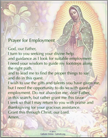Prayer for Employment