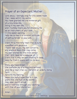 Prayer of an Expectant Mother
