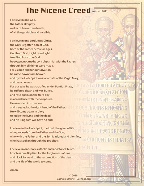 The Nicene Creed (Revised Edition)
