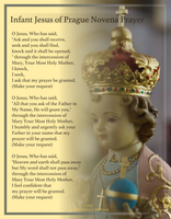 Infant Jesus of Prague Novena Prayer