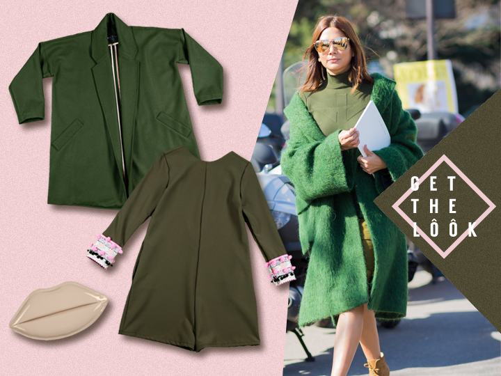 Get the Look: Maxi coat