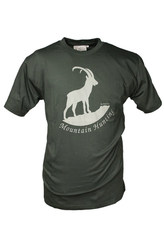 Hubertus T-Shirt Mountain Hunting