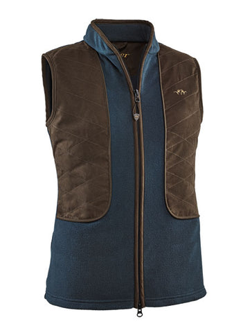 Blaser Basic Fleece Weste Damen