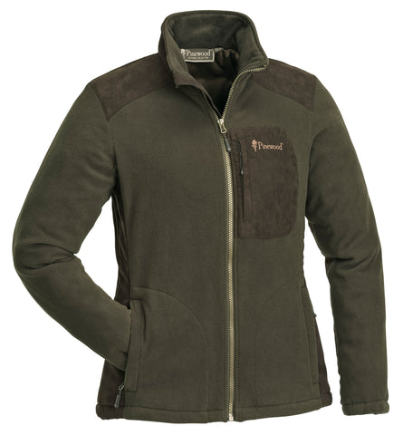 Pinewood Wildmark Membrane Damen Fleece-Jacke