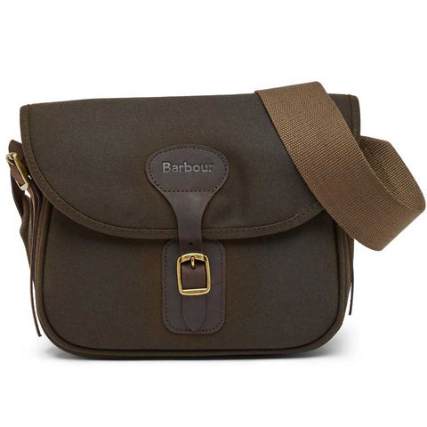 Barbour Tasche - Wax Leather Cartrige Bag