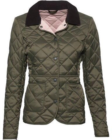 Barbour Steppjacke Deveron